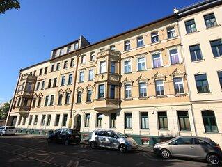 Ferienwohnung Leipzig für 1 - 4 Personen mit 1 Schlafzimmer - Ferienwohnung