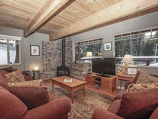 Dougherty: 3 BR / 2 BA house/cabin in Tahoe City, Sleeps 8