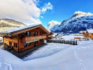 Ferienwohnung Grindelwald fur 1 - 4 Personen mit 2 Schlafzimmern - Ferienwohnung