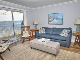 1BR Beachfront Condo 214 on Gorgeous Lake Charlevoix in Boyne City!