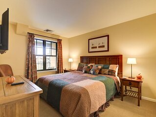 Mountain Lodge - #12 - Mountain Front-Skiing-Hiking-Wineries-WiFi-50 miles from