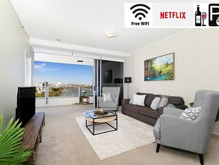3 Bedroom Family Apartment⭐Best River Views⭐Brisbane CBD|Wifi|CarPark