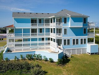 Oceanview Tropical Paradise w/ Elevator, Pool, Hot Tub, Game Rm, Relaxing Views