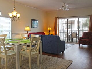 Comfortable Myrtle Beach Condo near Broadway at the Beach & Sandy Beach!!