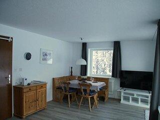 Ferienwohnung Pontresina fur 2 - 4 Personen mit 1 Schlafzimmer - Ferienwohnung