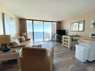 Beautiful Oceanfront High-Rise Condo on 18th Floor* Easy Beach Access!*