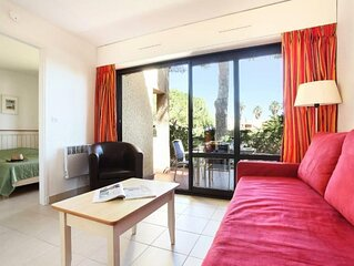Residence Odalys Saint Loup - 2 Pieces 4 Personnes