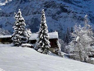 Ferienwohnung Grindelwald fur 5 Personen mit 2 Schlafzimmern - Ferienwohnung