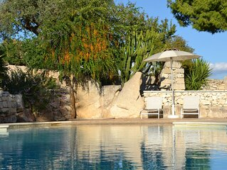 SCIROCCO 2 bedroom apartment 4/5 sleeps with Pool - Modica - Sicily
