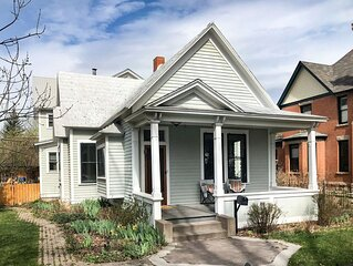 Historic Luxury Home - Walk to Downtown!