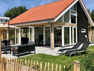 Ferienhaus Zonnedorp 24, 'Beach Lodge'