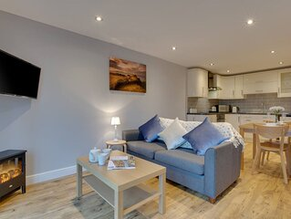 This stylish, semi-detached cottage for two offers a beautiful base to explore t