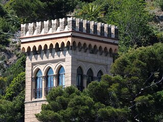La Torre dei Merli esclusivo antico osservatorio giardino vista unica