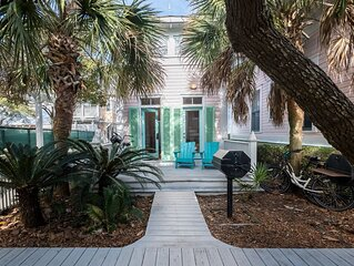 BRAND NEW LISTING in Seaside!! - 'WEST INDIAN'  – 90-Seconds to Beach, 2 Minutes