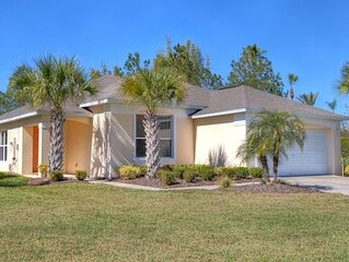 4 Br In Gated Resort, Private Pool, Games Room,Very Close To Disney, WIFI