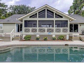 Stunning Four Bedroom Hilton Head Island vacation rental!