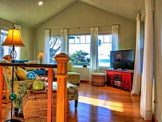 Ocean View★Dog Friendly★7 mi. of Sand★Open Concept