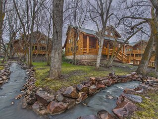 Resort Side Mountain Cabin - Perfect Family Getaway. Close to Shuttle