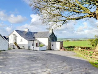 This converted granary building, adjoining the owners' home, is set on a working
