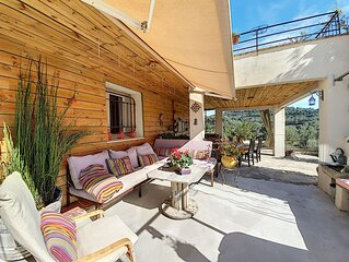Rez de villa - L'Oustaou Dorey - St Cyr - 4 pers