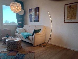 Ferienwohnung/App. für 3 Gäste mit 32m² in Fehmarn OT Burgtiefe - Südstrand (170