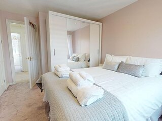 Oaklands A lovely 3 bed house 5 minutes walk away from Hatfield Town Centre