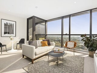 Fulton Lane · Luxury Apartment with a View in the CBD