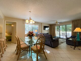 First Floor Spacious Myrtle Beach Condo by the Beach at Kingston Plantation!