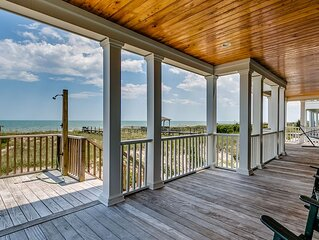 Spectacular Oceanfront home located on North Litchfield's Peaceful and Pristine