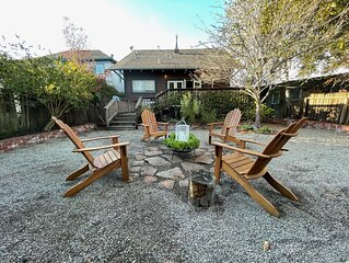 A private, comfy home near everything that's happening in Petaluma!