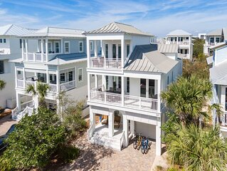 'C'est La View' Luxury Inlet Beach Rental w/ Gulf Views + Community Pool + Bikes