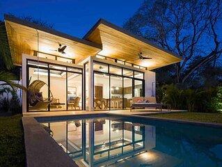 Nalu Nosara 3bed\3bath Pool Villa Jardin