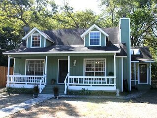 Historic Leeway Cottages: Cypress Creek House