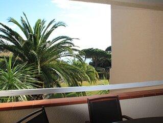 Ref 50: Appartement T3 pour 4 pers, 50 mètres de la plage, Pierre et Vacances Le