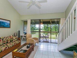 Spacious two bedroom unit on the Gold Coast of Ku`ilima Estates within walking d