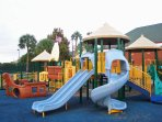 Visit Tybee's great Memorial Park for kiddie play area, tennis, basketball, picnic pavilions, etc!