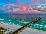 Fantastic ocean views