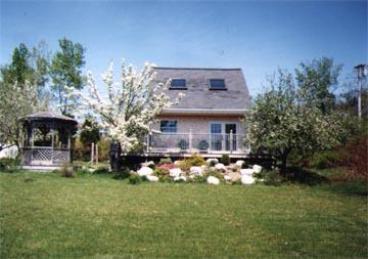 Blue Hill Village cottage