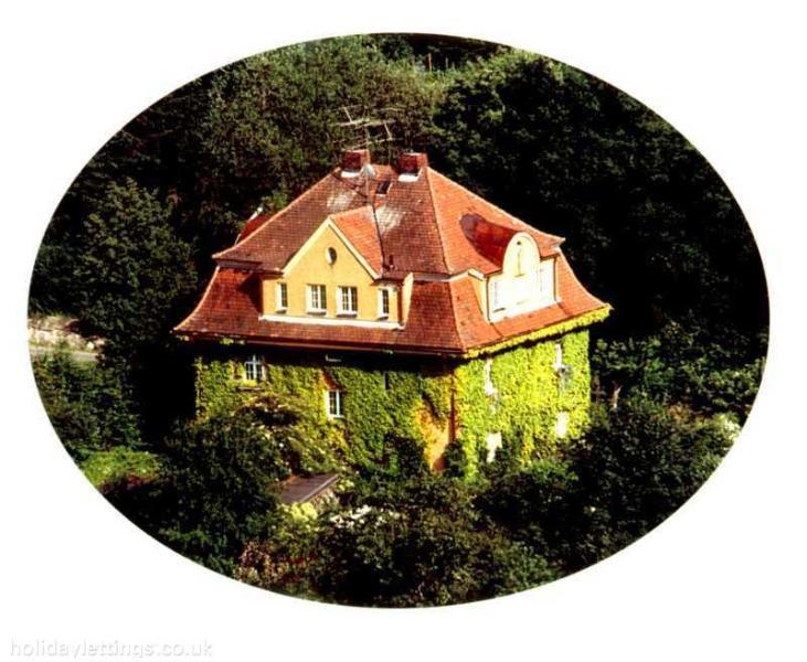 FeWo Villa Burgblick, location de vacances à Falkenstein