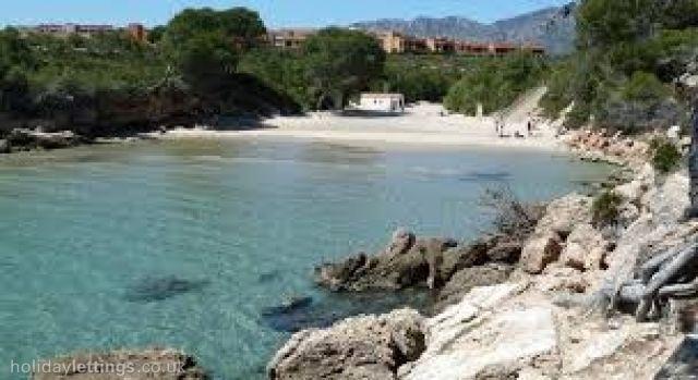 Bungalow frente al mar (SN9), alquiler de vacaciones en Rasquera