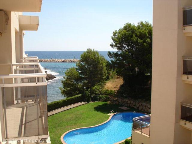 26. Apartamento con piscina, location de vacances à L'Almadrava