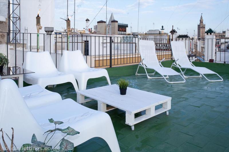 NEW APARTMENT WITH VIEWS, holiday rental in San Jose de La Rinconada