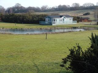 Lodge in countryside Essex, yet only 1 hour away from London.