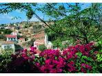 Tochni village view