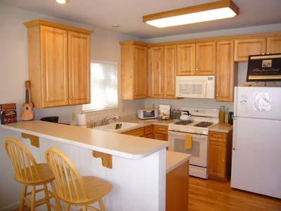 Dock Calm, Full Kitchen with Dishwasher