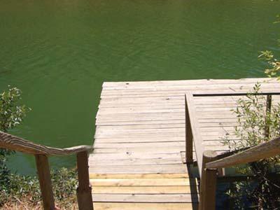 Irish Mist, Year Round Private River Dock