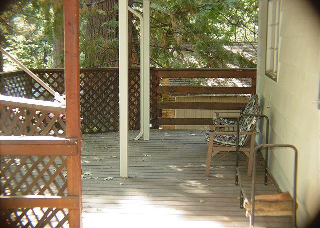 Great home- near downtown & lake, handicapped accessible, pets ok, internet, holiday rental in Mi Wuk Village