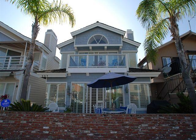 Single family home near the Balboa Pier and Fun Zone