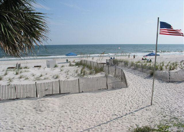 Sandpiper Beach Access