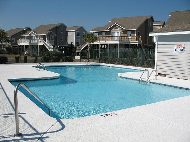Island Park community pool #1